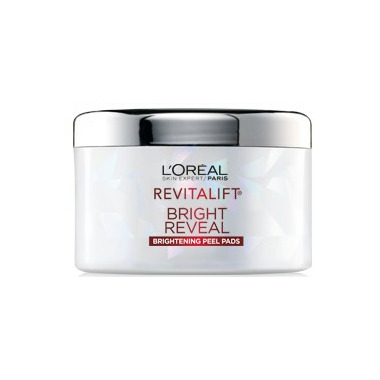 L\'Oreal Paris Revitalift Bright Reveal Peel Pads