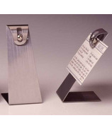 Prodyne Stainless Steel Recipe Card Holder