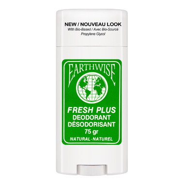 Earthwise Fresh Plus Natural Deodorant