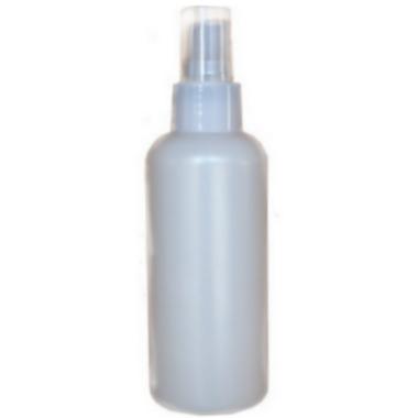 Penny Lane Organics Boston Round PET Bottles with Spray Pumps Set of 10
