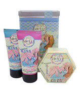 Barefoot Venus Coconut Kiss Tin Gift Set