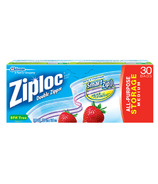 Ziploc Double Zipper All Purpose Storage Bags