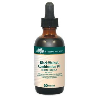 Genestra Black Walnut Combination # 1