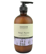 Cocoon Apothecary Petal Purity Facial Cleanser Large
