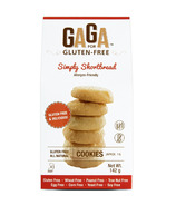 GAGA for Gluten-Free Simply Shortbread Cookies