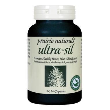 Prairie Naturals Ultra-Sil for Bones, Hair, Skin & Nails