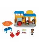 Fisher-Price Little People Mid City Asst Restaurant