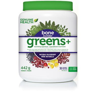 Genuine Health Greens+ Bone Builder