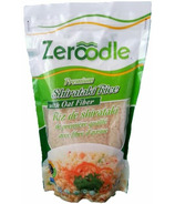Zeroodle Premium Shirataki Rice with Oat Fiber