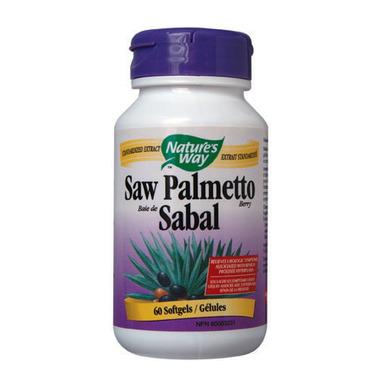 Nature\'s Way Saw Palmetto Berry