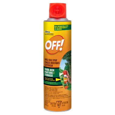 Buy OFF! Area Bug Spray Yard & Deck at Well.ca | Free ...