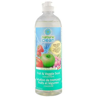 Nature Clean Fruit & Veggie Soak Concentrate