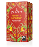 Pukka Rooibos & Honeybush Tea