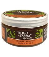 Hugo & Debra Naturals Creamy Coconut Sugar Scrub