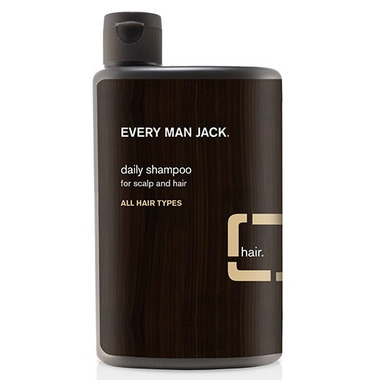 Every Man Jack Daily Shampoo Sandalwood