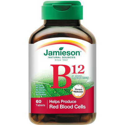 buy jamieson vitamin b12   time released from canada at
