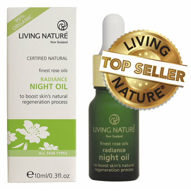 Living Nature Radiance Night Oil
