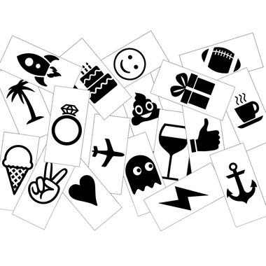 My Cinema Lightbox Extra Symbol & Letter Pack V2