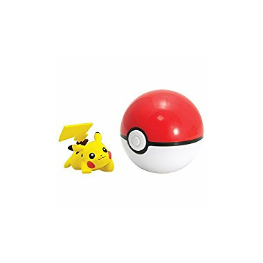 Pokemon Clip \'n\' Carry Poke Ball Figure