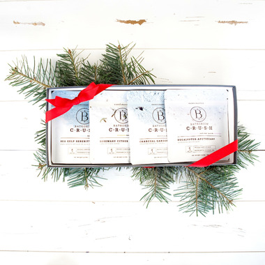 Bathorium Holiday Luxe Gift Set