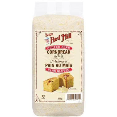 Bob\'s Red Mill Gluten Free Cornbread Mix