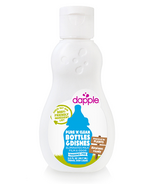 Dapple Scent Free Baby Bottle & Dish Liquid Travel Size