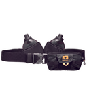 Nathan Sports Switchblade 24oz Hydration Belt Black