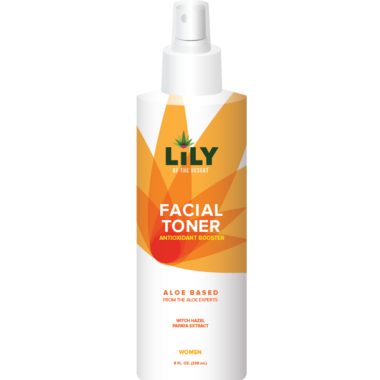 Lily Of The Desert Facial Toner