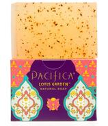 Pacifica Natural Soap Lotus Garden