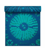 Gaiam Reversible Print Yoga Mat 5 mm Reflection