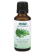 NOW Essential Oils Organic Rosemary Oil