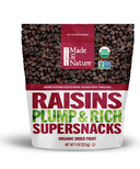 Made In Nature Organic California Seedless Raisins