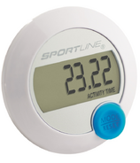 Sportline 345 Digital Calorie, Step & Distance Pedometer