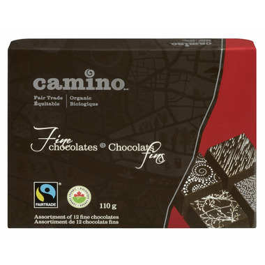 Camino Fine Chocolate Box