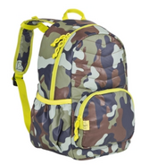 Lassig Mini Quilted Backpack Camo