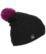 Kombi The Cable Slouch Junior Hat Black