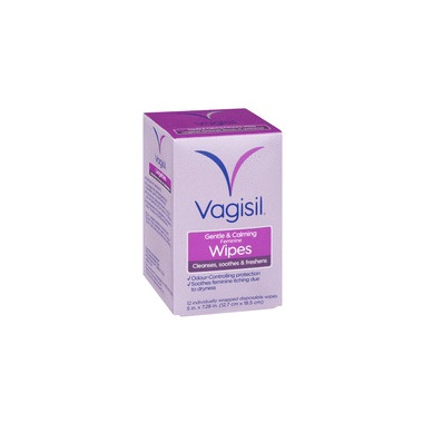 Vagisil Gentle & Calming Feminine Wipes