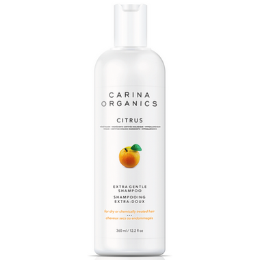 Carina Organics Extra Gentle Shampoo Citrus