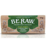 EcoIdeas Be Raw Crunchy Mint Chocolate Bar