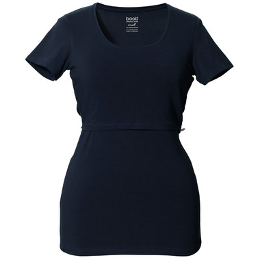 Boob Classic Short Sleeve with Organic Cotton Midnight Blue