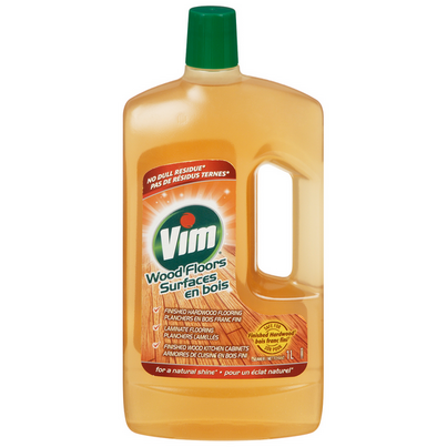 Buy Vim Hardwood Floor Surface Cleaner 1 Litre Online In