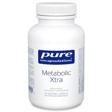 Pure Encapsulations Metabolic Xtra