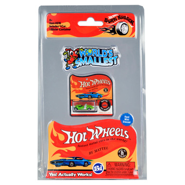 World\'s Smallest Hot Wheels