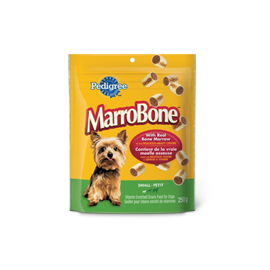 Pedigree Marrobone Vitamin Enriched Treats For Small Dogs