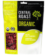 Central Roast Organic Cranberries