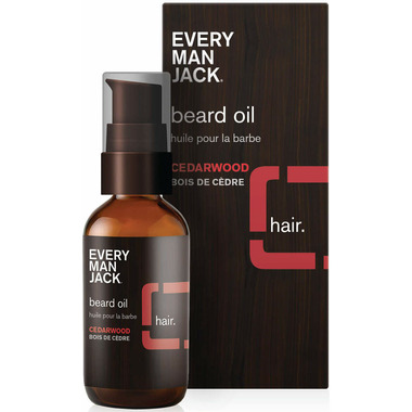 Every Man Jack Beard Oil Travel Size