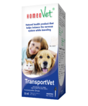 HomeoVet TransportVet Pet Supplements