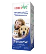 HomeoVet TransportVet Pet Supplements