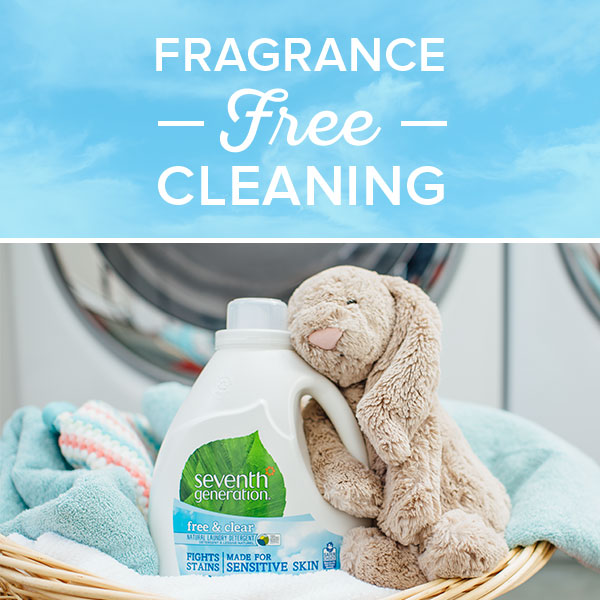 Fragrance Free Cleaning at Well.ca