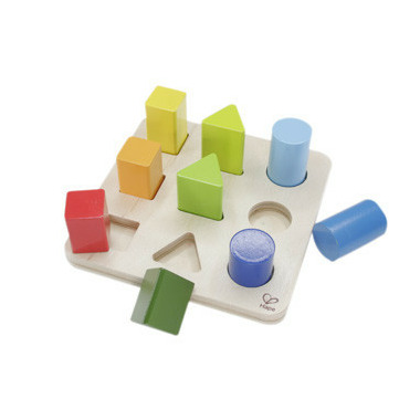 Hape Toys Colour & Shape Sorter